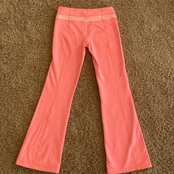 Lululemon wide leg -reversible pants